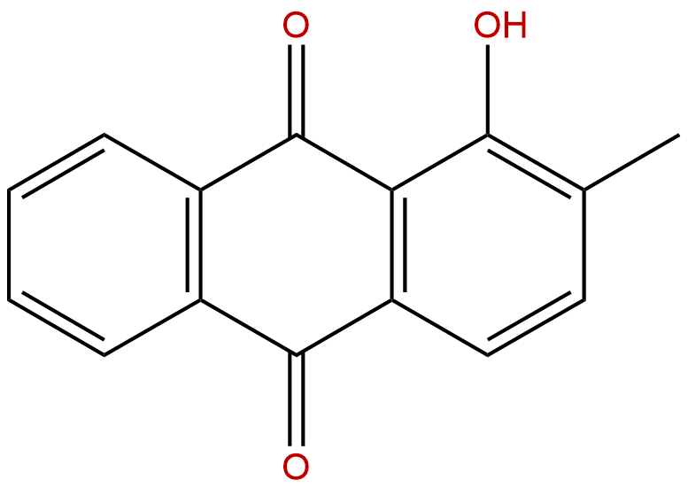 1-Hydroxy-2-methylanthraquinone