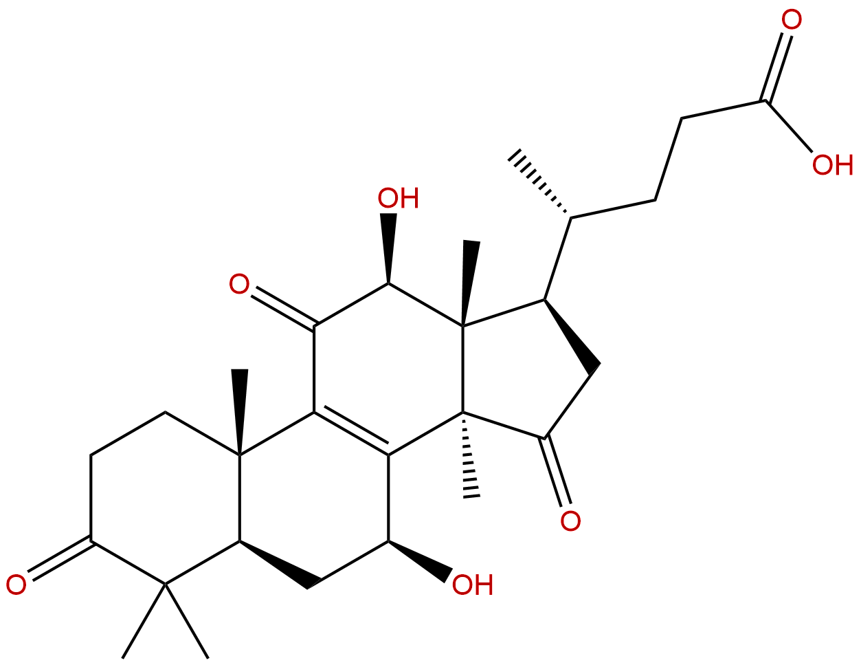 Lucidenic acid B