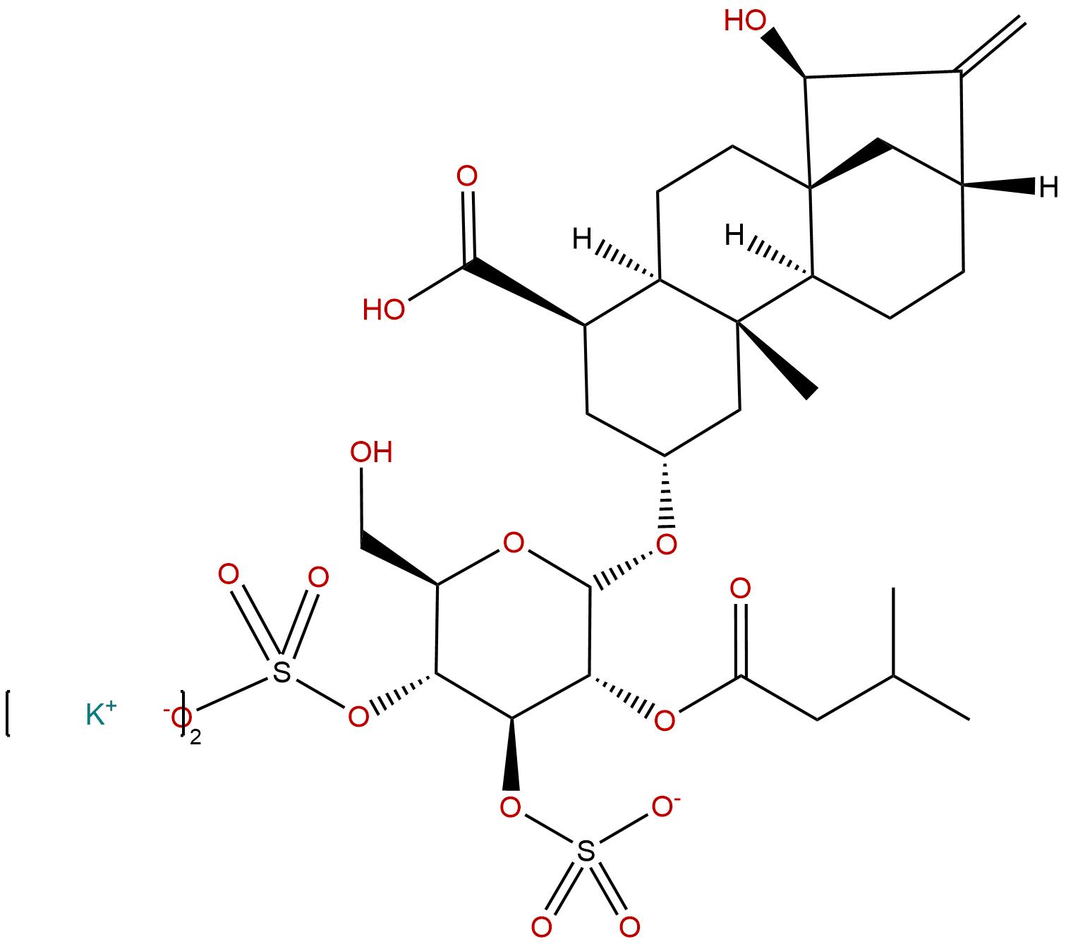 Atractyloside potassium salt