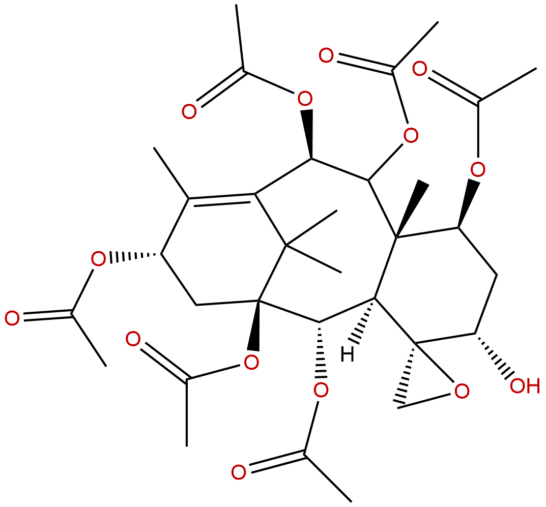 1-acetoxy-5-deacetylbaccatin I