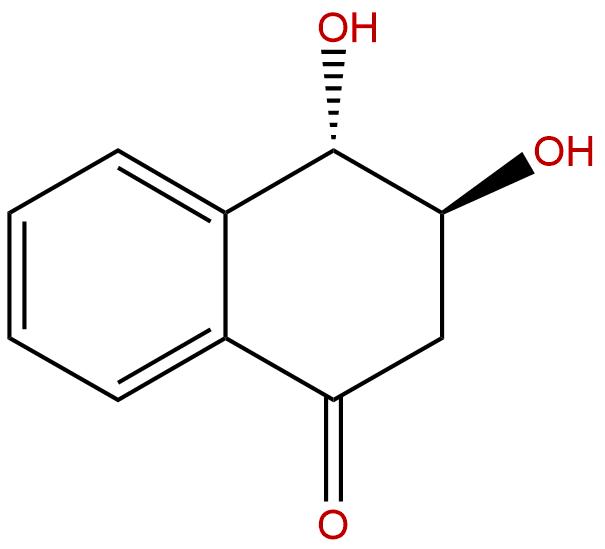3,4-Dihydro-3,4-dihydroxynaphthalen-1(2H)-one