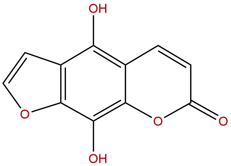 5,8-Dihydroxypsoralen
