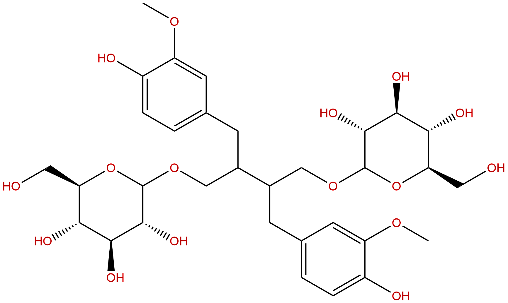 Secoisolariciresinol Diglucoside