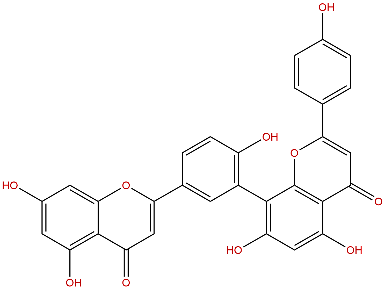 Amentoflavone