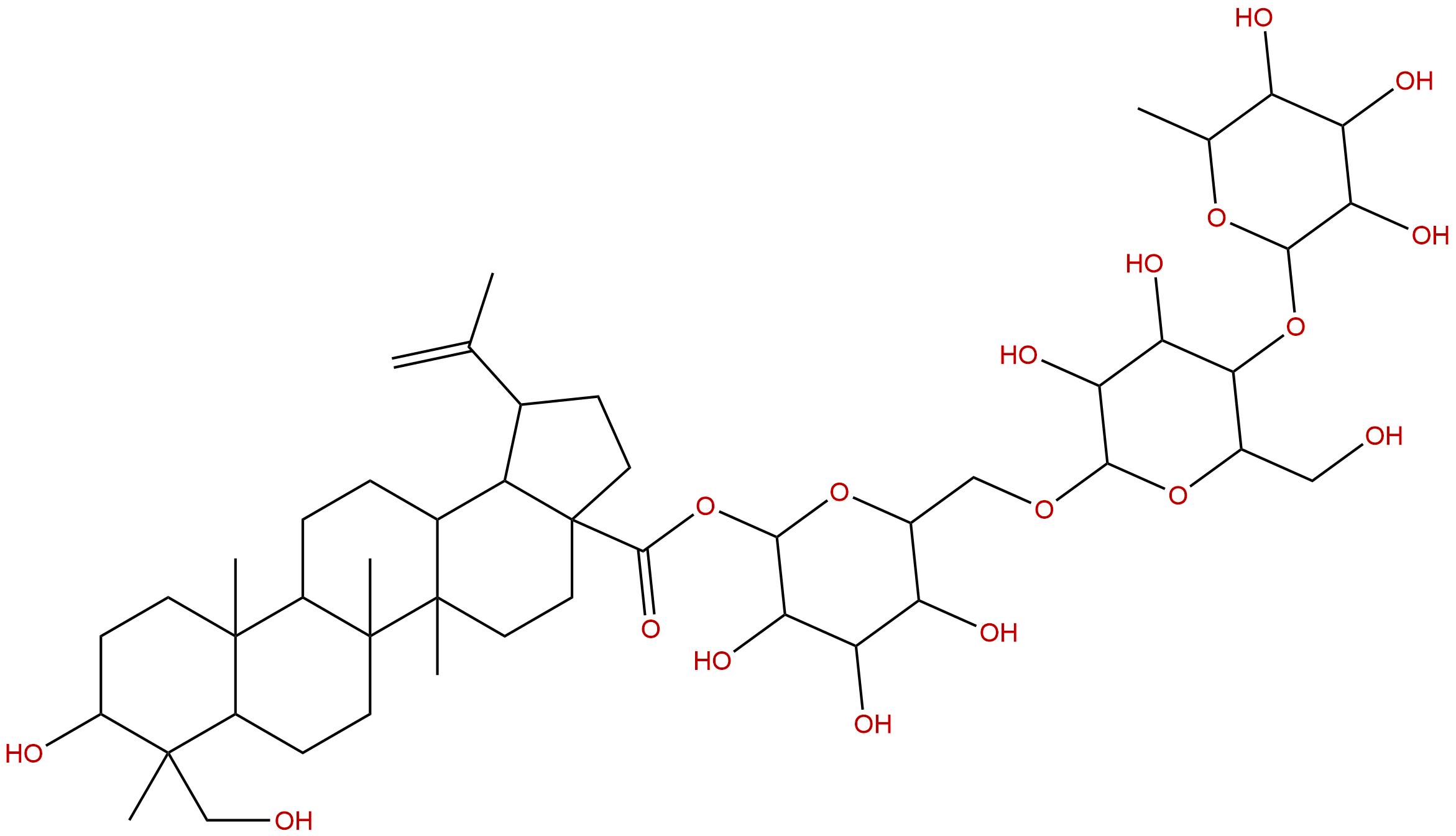 Oplopanaxoside C