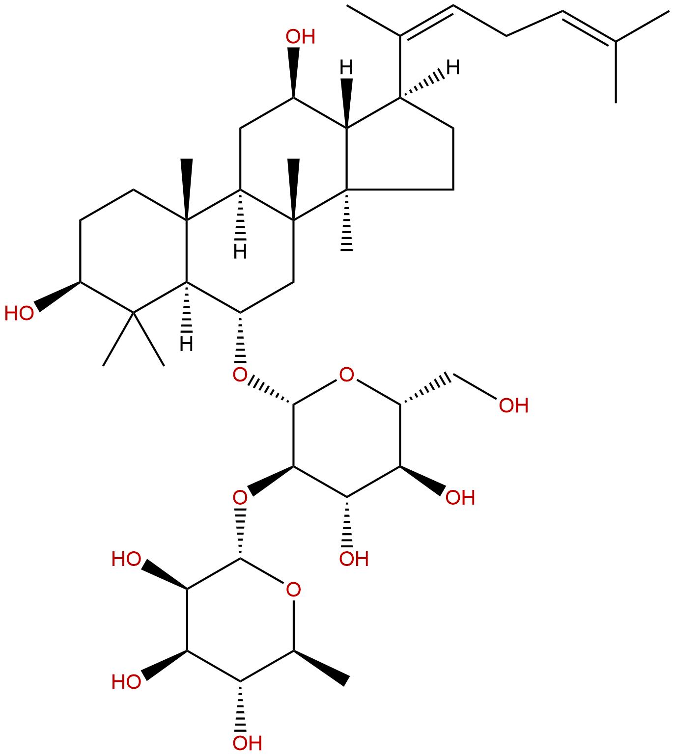 Ginsenoside F4