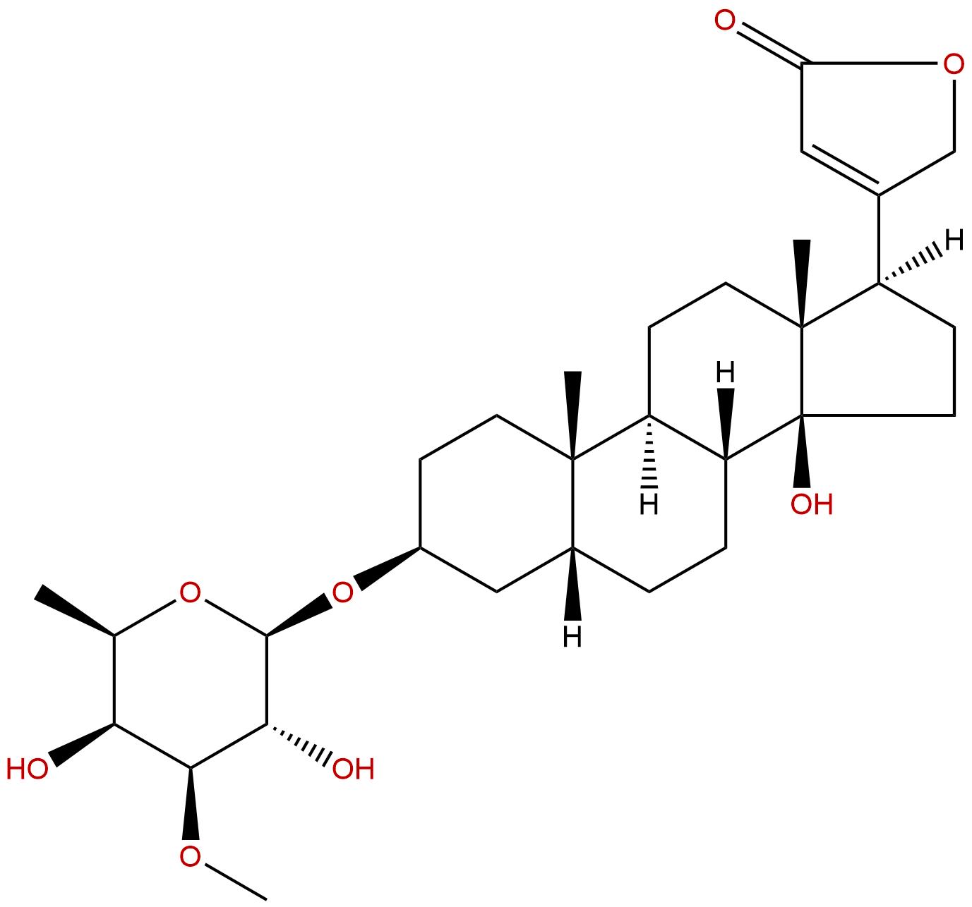 Odoroside H