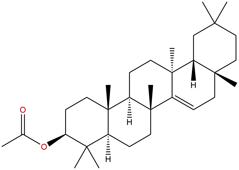 Taraxerol acetate