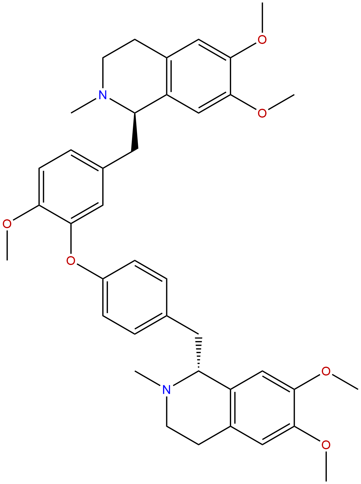 O-Methyldauricine
