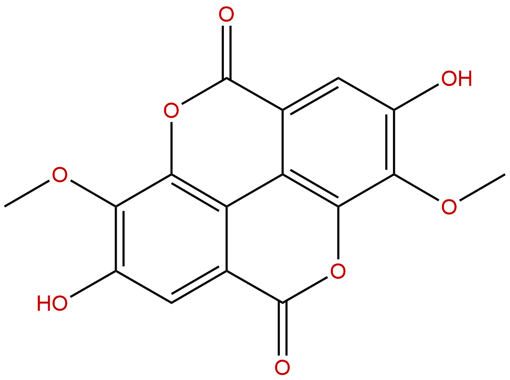 3,3'-Di-O-methylellagic acid