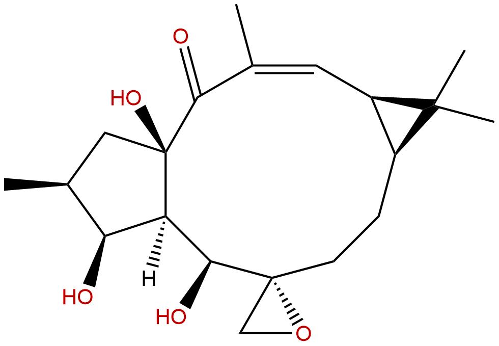 6,17-Epoxylathyrol