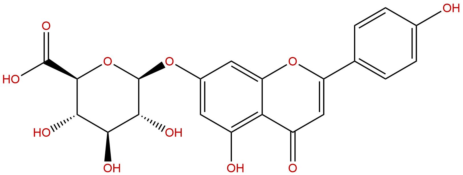 Apigenin-7-O-glucuronide