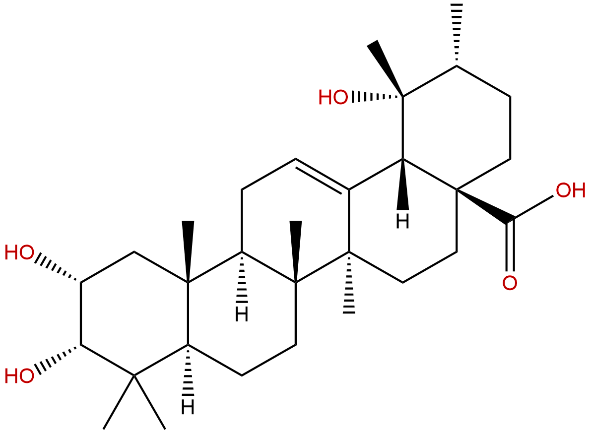 Euscaphic acid