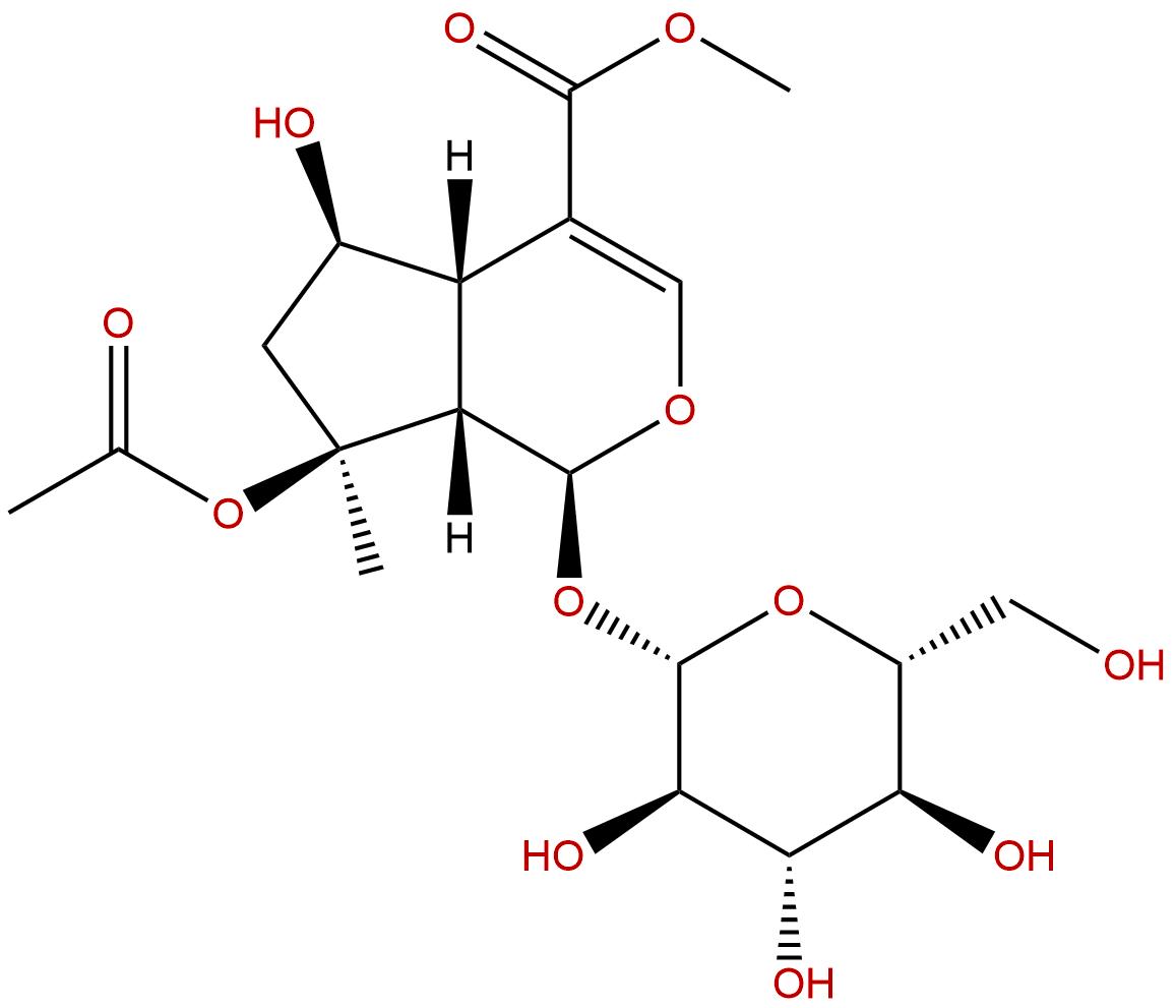 8-O-Acetyl shanzhiside methyl ester