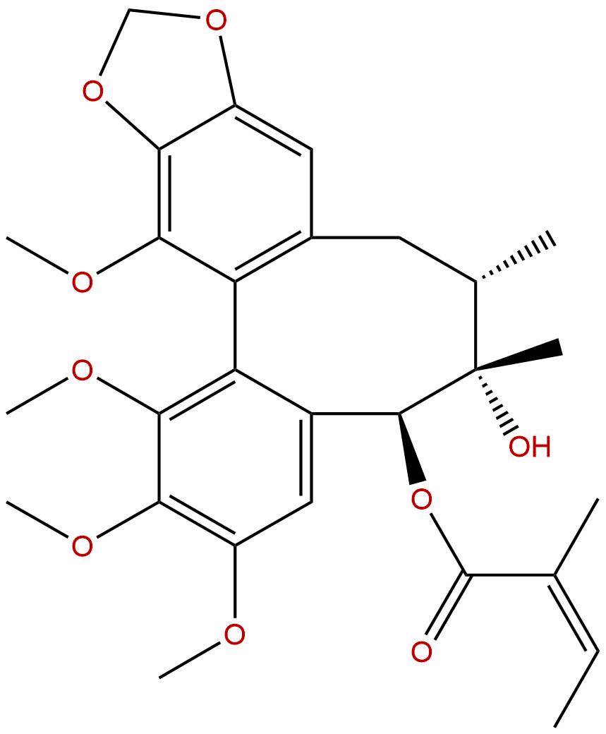 Schizantherin B
