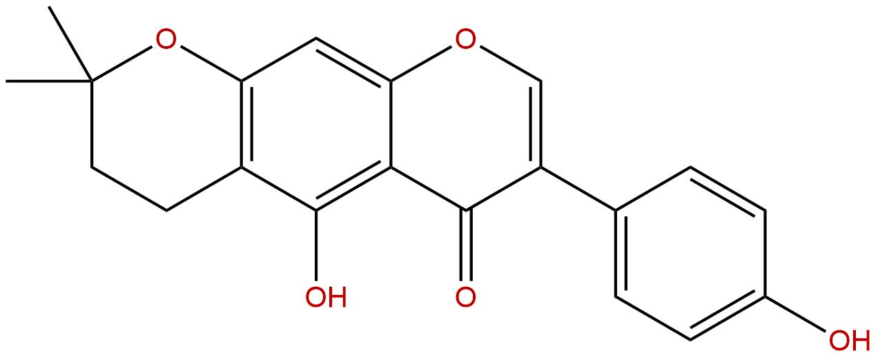 Dihydroalpinumisoflavone