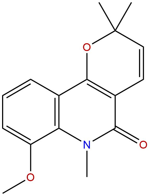 Zanthobungeanine