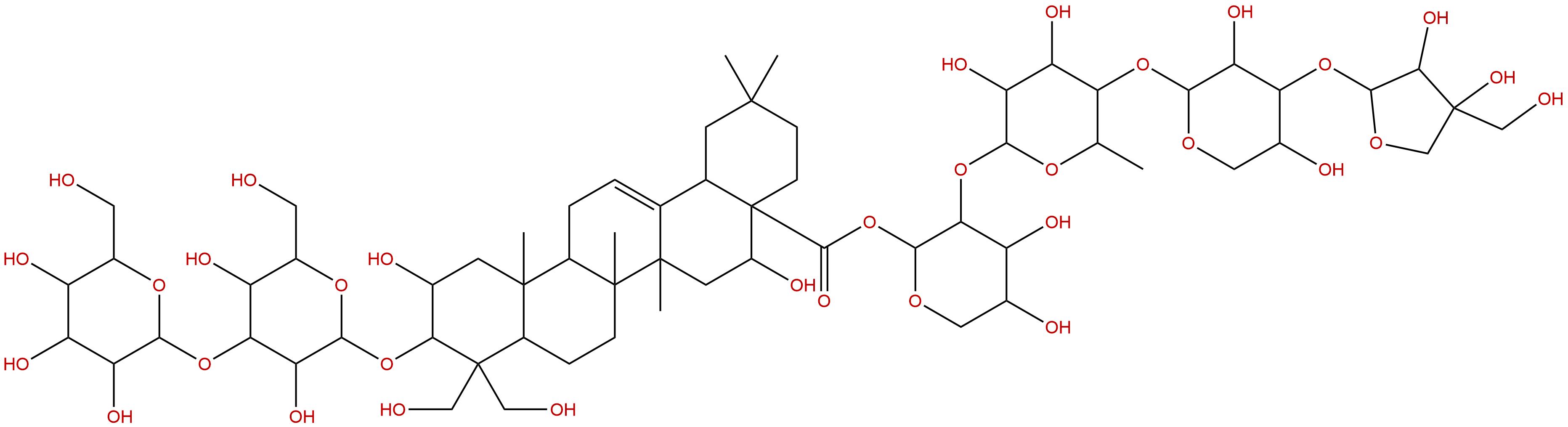Platycodin D2
