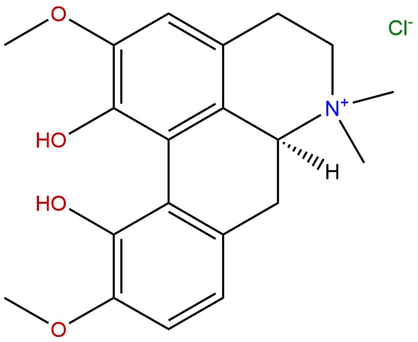 Magnoflorine chloride