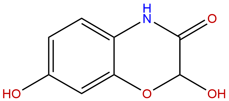 2,7-Dihydroxy-2H-1,4-benzoxazin-3(4H)-one