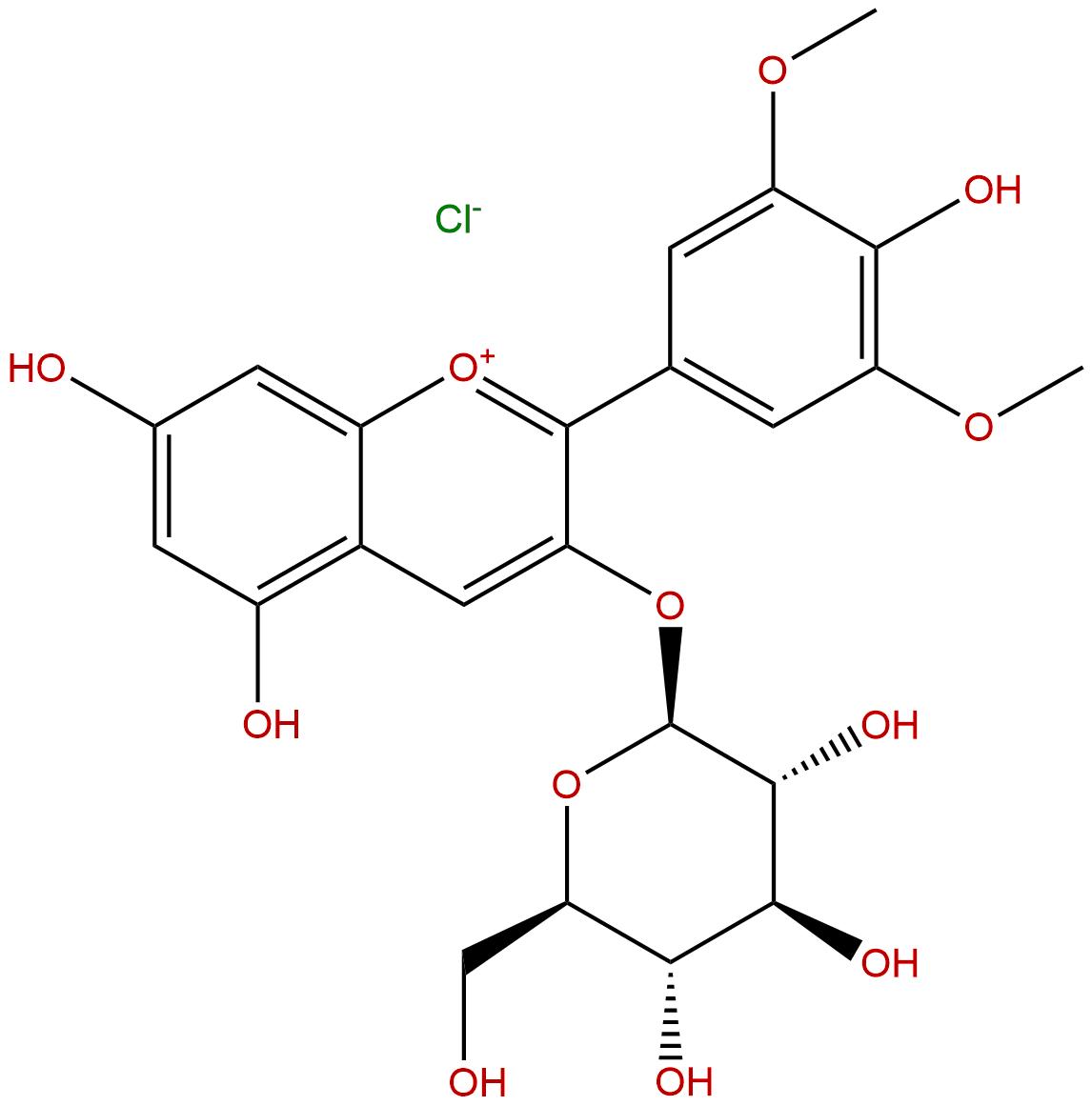 Malvidin 3-Glucoside