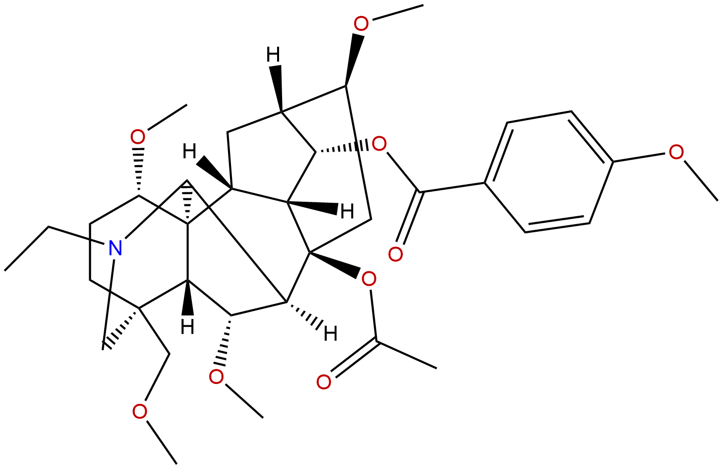 Foresaconitine