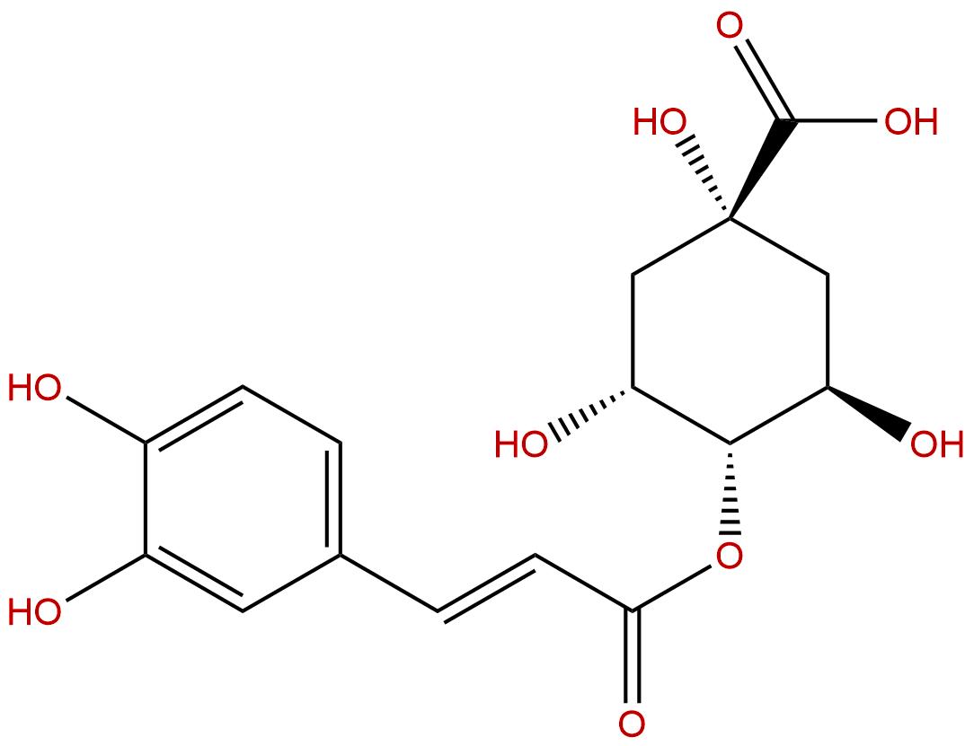 Cryptochlorogenic acid
