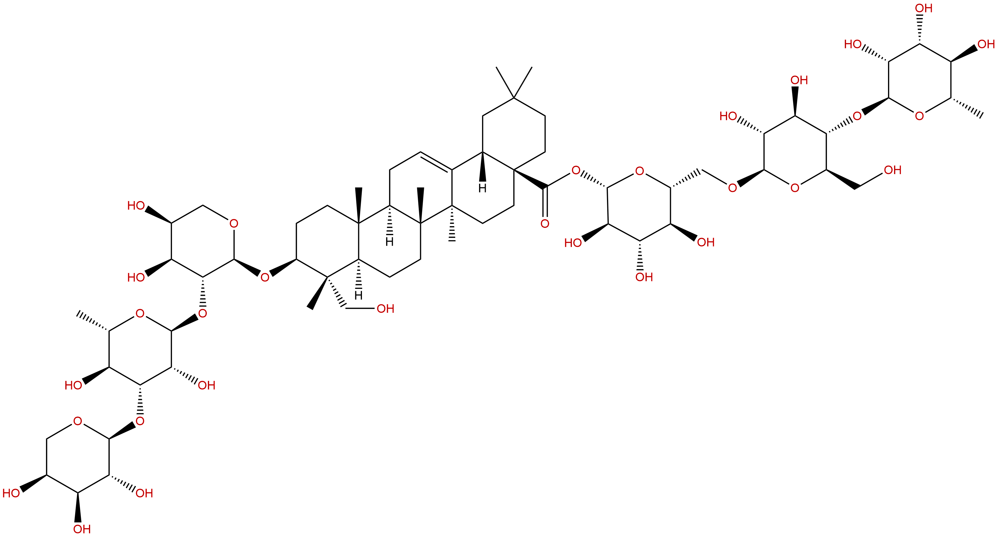 Huzhangoside D